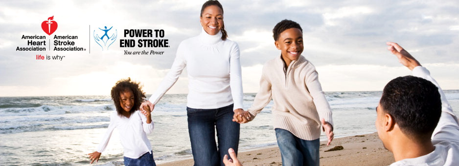 Power To End Stroke Graphic Banner
